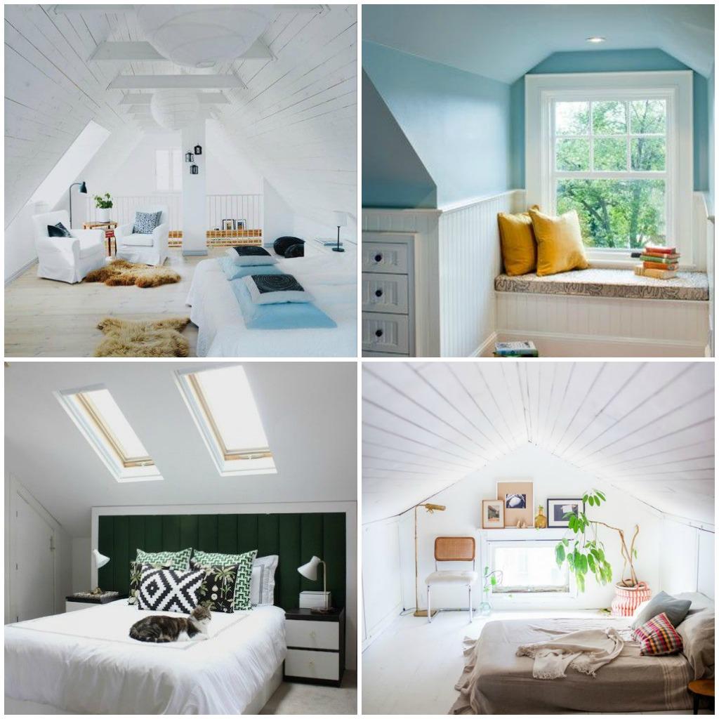 Attic And Loft Bedroom Inspiration
