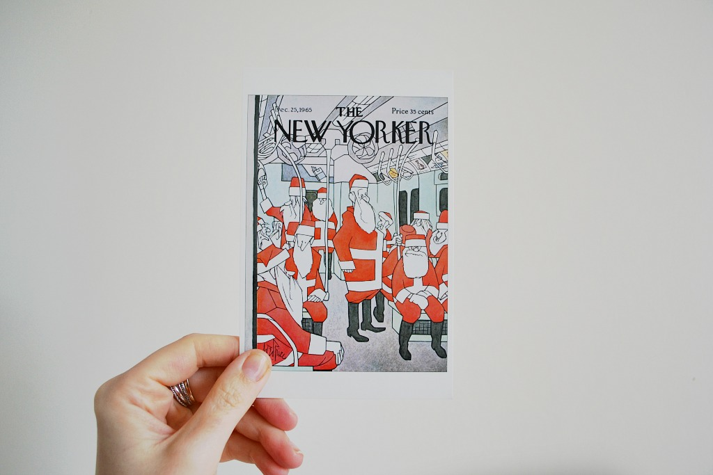 Christmas The New Yorker