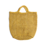 Tote of the Week: Hand Woven Jute Macrame Bag from The Future Kept