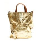Tote of the Week: Uashmama Metallic Cross Body Bag via The Future Kept