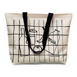 Tote of the Week: Shopping Basket Tote by The Printed Peanut