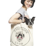Tote of the Week: Stay Home Dogs Tote Bag